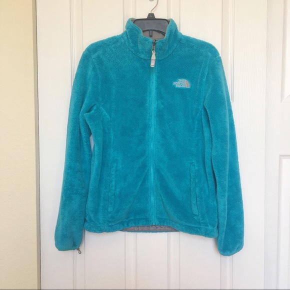 The North Face Jackets & Blazers - Blue North Face Fleece Jacket- Size M